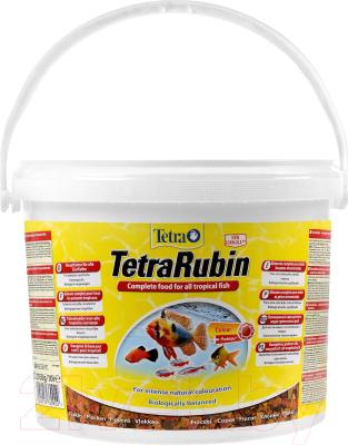 Корм для рыб Tetra Rubin