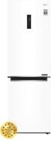 Холодильник с морозильником LG DoorCоoling+ GA-B459MQSL -