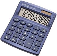 Калькулятор Citizen SDC-810 NRNVE (синий) -