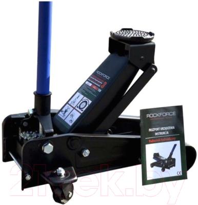 Подкатной домкрат RockForce RF-T830025 New (RF830025)