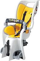Детское велокресло Topeak BabySeat II / TCS2203 (желтый) -