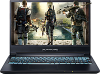 Игровой ноутбук Dream Machines G1660Ti-15BY40 -