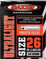 Камера для велосипеда Maxxis Ultralight 26x1.90/2.125 / EIB63874200 -