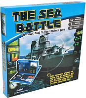 Настольная игра Pir Holding Морской бой / 707-23 -