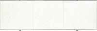 Экран для ванны Comfort Alumin Белый глянцевый 170 -
