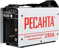 Инвертор сварочный Ресанта САИ-250 (65/6) -