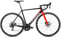 Велосипед Orbea Orca M20TEAM-D 2019 / J141AT (57, черный/красный) -