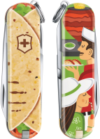 Нож швейцарский Victorinox Classic 0.6223.L1903 -