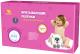 Набор пеленок одноразовых детских Пелигрин С суперабсорбентом 60x90 / ДСП9030 (30шт) -