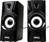 Мультимедиа акустика Dialog AST-10UP (черный) -