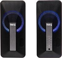 Мультимедиа акустика Dialog AST-31UP (черный) -