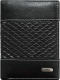 Портмоне Cedar Loren N4L-DDG (черный/черный) -