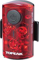 Фонарь для велосипеда Topeak Red Lite Mini USB / TMS078 -