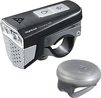 Фонарь для велосипеда Topeak Soundlite USB W / TMS077B (черный) -