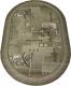 Ковер Белка Круиз Овал 22309 29626 (2.5x3.5) -