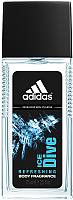 Парфюмерная вода Adidas Ice Dive for Men (75мл) -