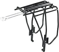 Багажник велосипедный Topeak Uni Super Tourist FAT Black / TA2052-B -