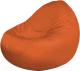 Бескаркасное кресло Flagman Classic К2.1-10 (оранжевый) -