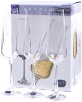 Набор бокалов Bohemia Crystal Sandra 40728/200 (6шт) -