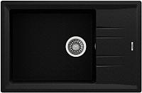 Мойка кухонная Teka Stone 60 S-TG 1B 1D / 115330031 (без клапана-автомата) -