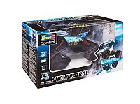 Игрушка на пульте управления Revell Внедорожник краулер Snow Patrol / 24469 -