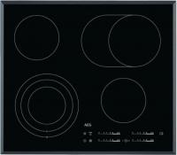 Электрическая варочная панель AEG HK65407RFB -