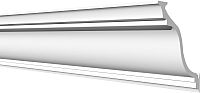 Плинтус потолочный Decor-Dizayn DD504 (115x115x2000) -