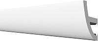 Плинтус потолочный Decor-Dizayn DD510 c отражателем (80x52x2000) -