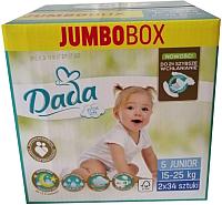 Подгузники детские Dada Extra Soft Junior 5 Jumbo Box (68шт) -