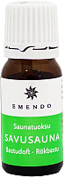 Ароматизатор для бани Emendo Аромат тление углей / 2020 (10мл) -