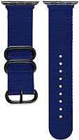 Ремешок для умных часов Miru 4052 для Watch SN-03 (нейлон, синий) -
