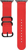 Ремешок для умных часов Miru 4053 для Watch SN-03 (нейлон, красный) -