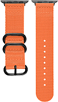 Ремешок для умных часов Miru 4054 для Watch SN-03 (нейлон, оранжевый) -