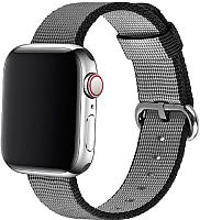 Ремешок для умных часов Miru 4046 для Watch SN-02 (нейлон полоска, черный) -