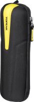 Сумка велосипедная Topeak Cagepack / TC2300BY (XL, черный/желтый) -