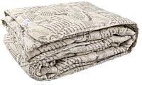 Одеяло Нордтекс Волшебная ночь 140х205 (шерсть мериноса) -