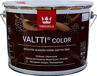 Лазурь для древесины Tikkurila Валтти Колор ЕС (9л, бесцветный) -