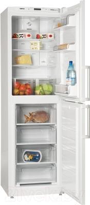 Холодильник с морозильником ATLANT ХМ 4423-000 N - внутренний вид