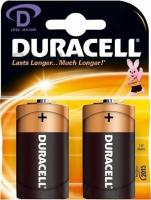 Комплект батареек Duracell Basic LR20 (2шт) -