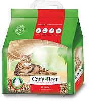 Наполнитель для туалета Cat's Best Original (5л) -