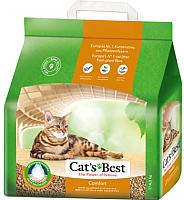 Наполнитель для туалета Cat's Best Comfort (10л) -