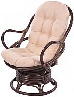 Кресло садовое Мир Ротанга 05/01 (шоколад) -