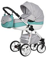 Детская универсальная коляска Riko Nano Ecco 3 в 1 (04/Malachit) -
