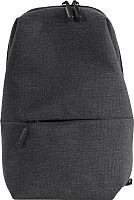 Рюкзак Xiaomi Mi City Sling Bag / ZJB4069GL (темно-серый) -