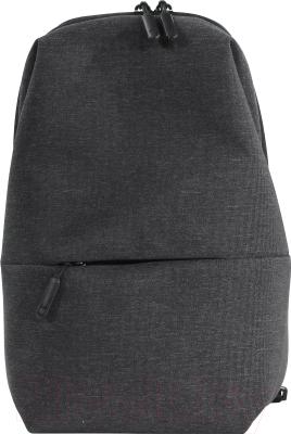 Рюкзак Xiaomi Mi City Sling Bag / ZJB4069GL (темно-серый)