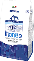 Корм для собак Monge Daily Medium Starter Rich in Chicken (15кг) -