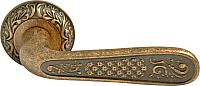 Ручка дверная Rucetti RAP-CLASSIC 1 OMB -