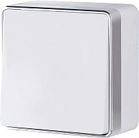 Выключатель Werkel Gallant WL15-01-03 / a041392 (графит рифленый) -