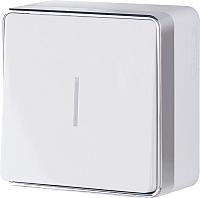 Выключатель Werkel Gallant WL15-01-04 / a036763 (белый) -