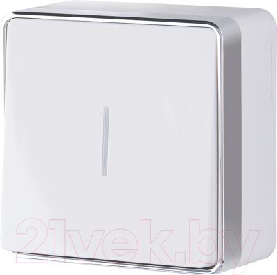 Выключатель Werkel Gallant WL15-01-04 / a036763 (белый)